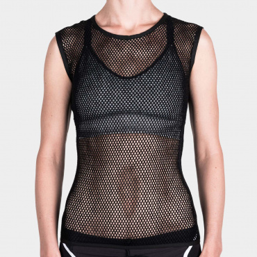 Damen Merino Light SL Baselayer Black