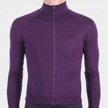 Long Sleeve Jersey Potent Purple 2.0