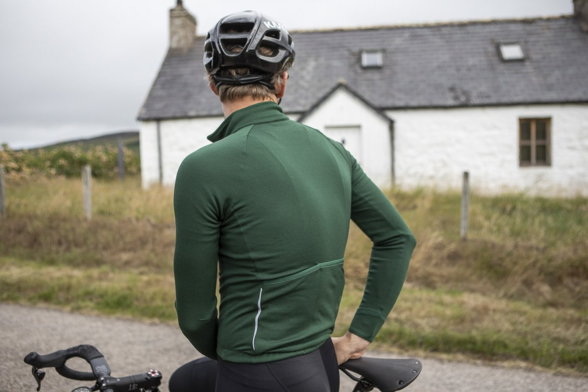 Long Sleeve Jersey Sycamore