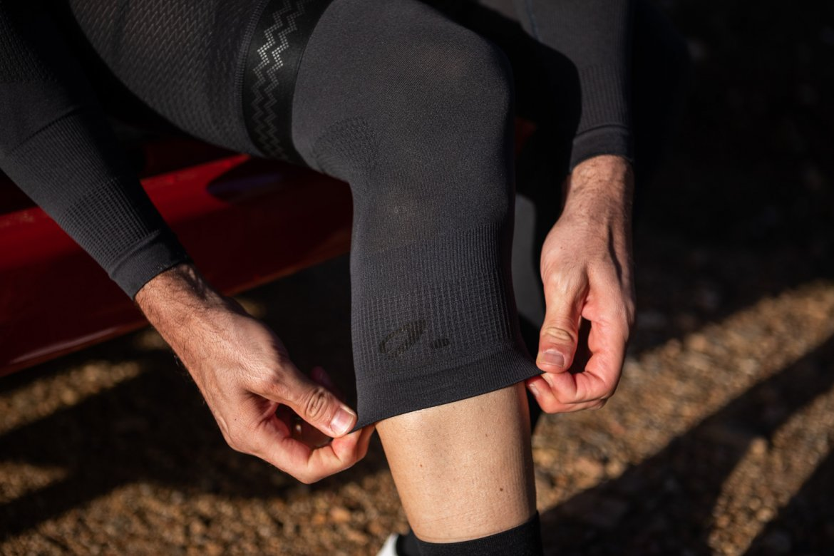 Eco-knit Knee Warmers