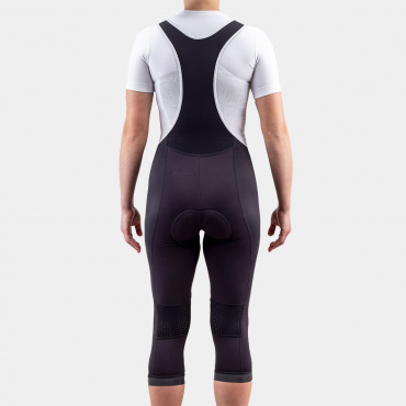 3/4 Summer Bib Short Women
