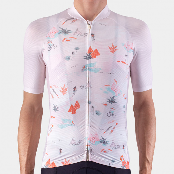 Alternative Cycling Jersey Wild Nothing
