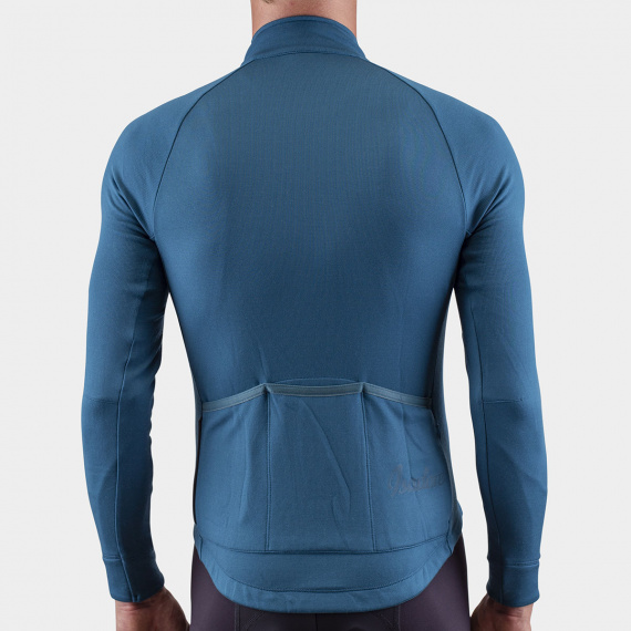 Long Sleeve Jersey Blue Coral
