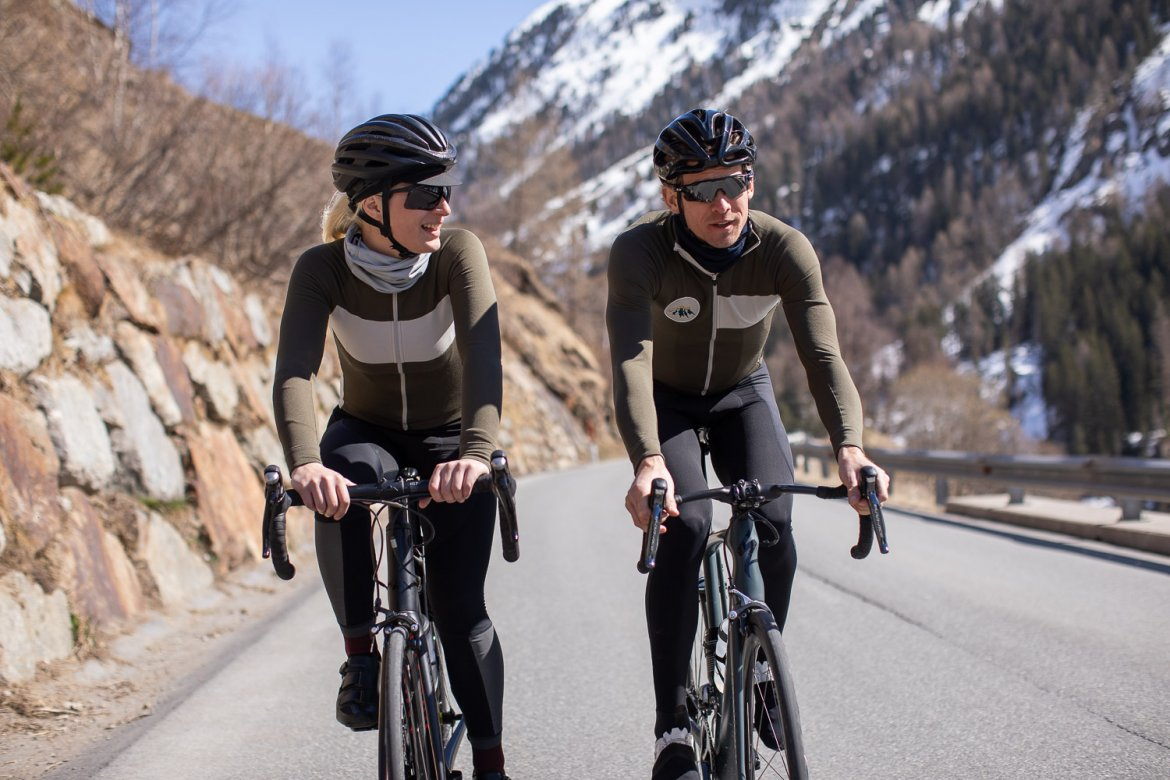 Alpine Adventure Long Sleeve Jersey (limited edition) Women