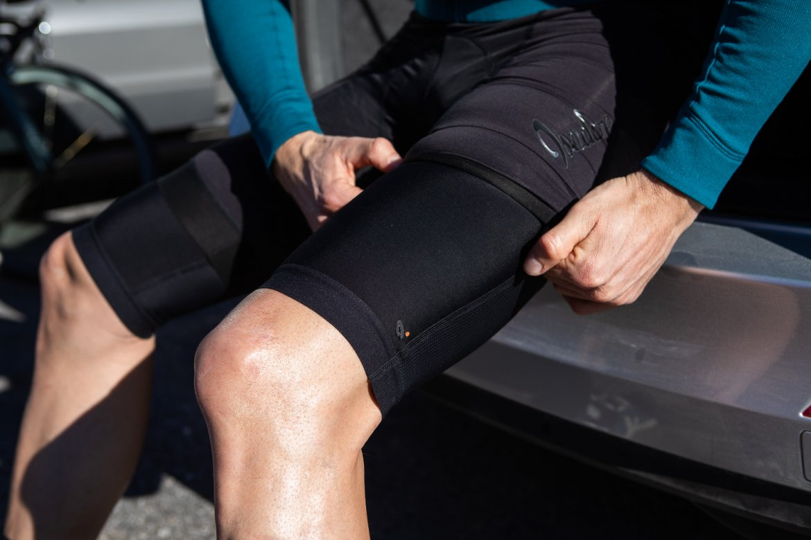 ThermoRoubaix Thigh Warmers 2.0